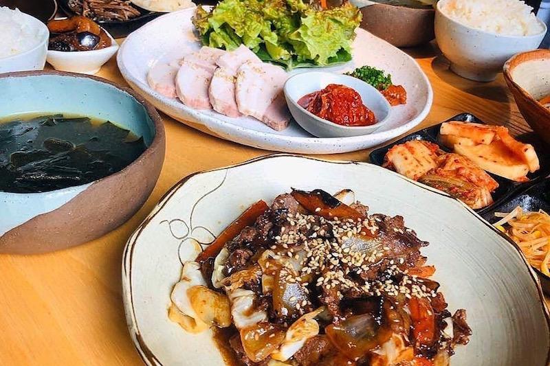 Best Korean restaurants in town