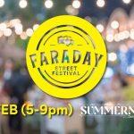 Faraday Street Festival is back!